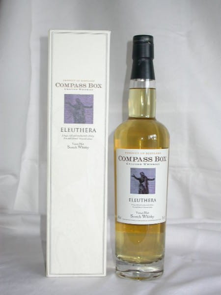 Eleuthera Compass Box 46%vol. 0,7l