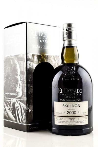 El Dorado Skeldon 2000/2018 Rare Collection 58,3%vol. 0,7l