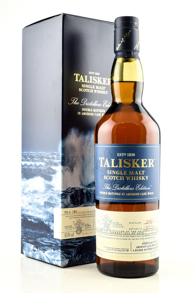 Talisker 2010/2020 Distillers Edition 45,8%vol. 0,7l