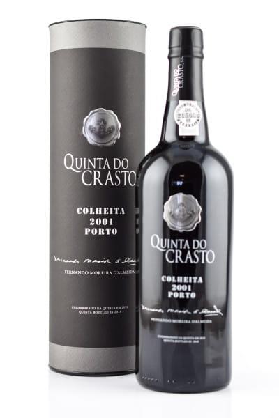 Quinta do Crasto Colheita 2001/2018 20%vol. 0,75l