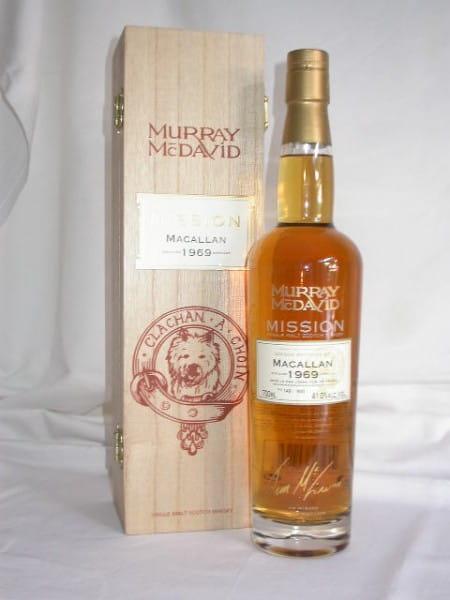 Macallan 1969/2006 Murray McDavid Mission C.S. 41,0%vol. 0,7l