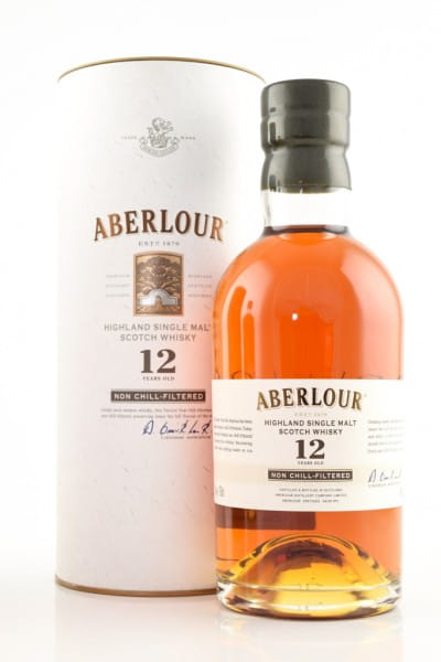 Aberlour 12 Jahre Non Chill-Filtered 48%vol. 0,7l