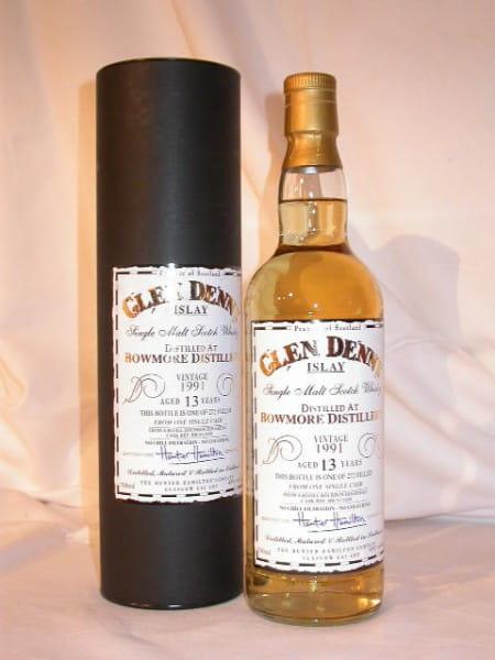 Bowmore 13 Jahre 1991 Glen Denny 49%vol. 0,7l