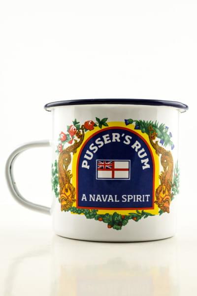 Pusser's Rum - A Naval Spirit Becher