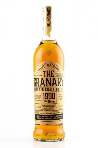 The Granary 1990 30 Jahre 47,3%vol. 0,7l
