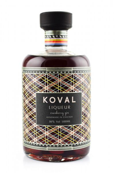 Koval Cranberry Gin Liqueur 30%vol. 0,5l
