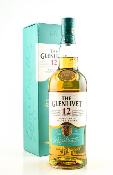 Glenlivet 12 Jahre 40%vol. 0,7l