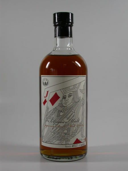 "Hanyu-Ichiro's Malt ""Jack of Diamonds"" 88/08 Single Cask #9103 56%vol. 0,7l"