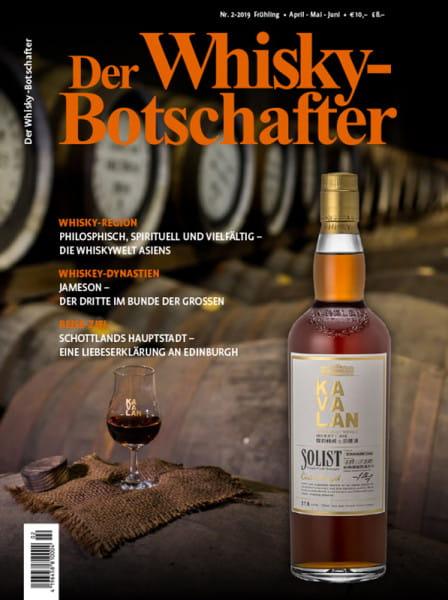 Der Whisky-Botschafter Heft 2019/2 Frühling