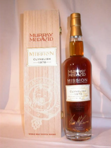 Clynelish 1976/2004 Murray McDavid Mission IV 46%vol. 0,7l