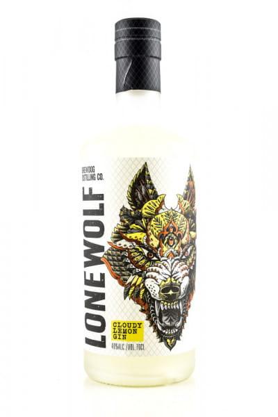 LoneWolf Cloudy Lemon Gin 40%vol. 0,7l