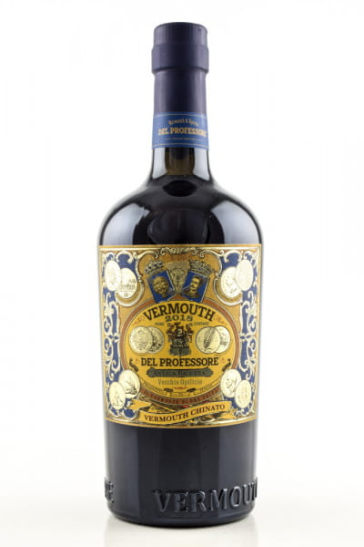Vermouth del Professore Chinato 18%vol. 0,75l
