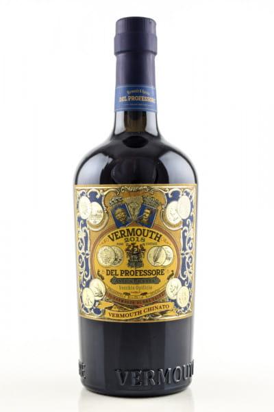 Vermouth del Professore Chinato 18%vol. 0,75l