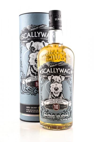 Scallywag 10 Jahre Limited Edition Speyside Blended Malt Douglas Laing 46%vol. 0,7l