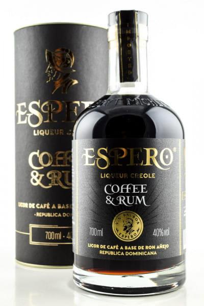 Espero Liqueur Creole Coffee & Rum 40%vol. 0,7l