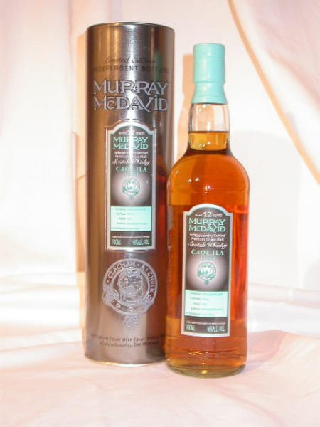 Caol Ila 1993/2005 Sherry Murray McDavid 46%vol. 0,7l