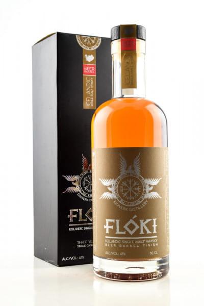 Floki Beer Barrel Finish 47%vol. 0,5l