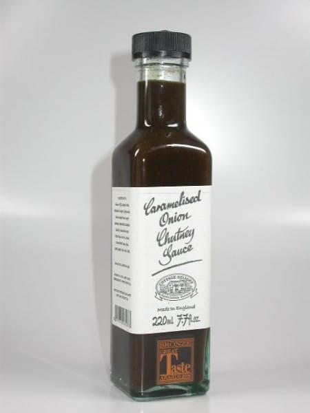 Caramelised Onion Chutney Sauce 220ml