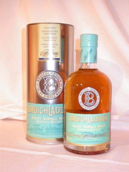 """Bruichladdich 15 Jahre 2nd Edition """"Chateau d'Yquem"""" 46%vol. 0,7"""