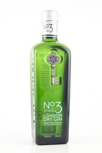 No. 3 - London Dry Gin 46%vol. 0,7l