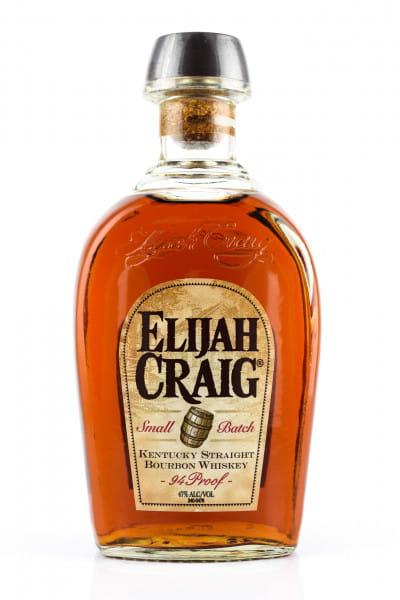 Elijah Craig 12 Jahre 47%vol. 0,7l