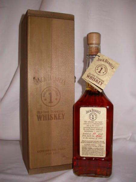 Jack Daniel's Barrel House No.1 Btl. 1994 47%vol. 0,75l