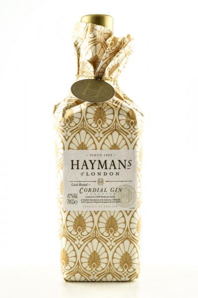 Hayman's English Cordial Gin 42%vol. 0,7l