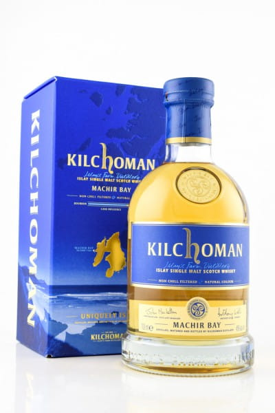 Kilchoman Machir Bay 46%vol. 0,7l