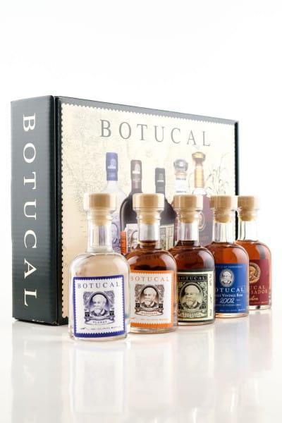 Botucal Tasting Selection 5x 0,04l