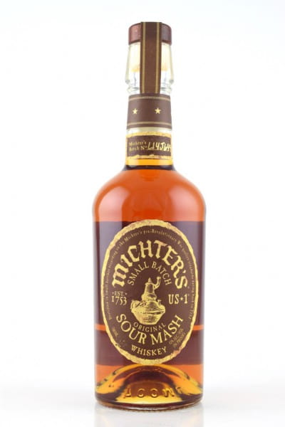 Michter's Sour Mash 43%vol. 0,7l