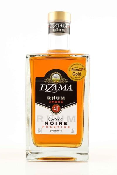 Dzama Noire Cuvèe Prestige Rum 40%vol. 0,7l