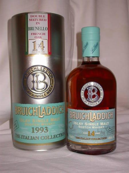 Bruichladdich Italian Collection 1993 Brunello 46%vol. 0,7l