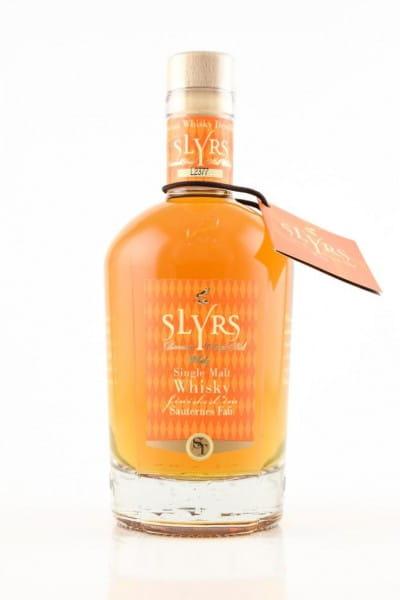 Slyrs Sauternes Finish 46%vol. 0,35l