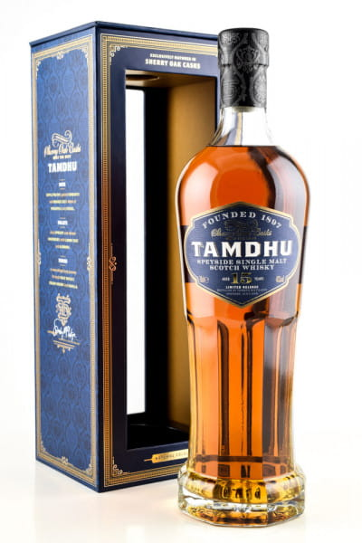 Tamdhu 15 Jahre 46%vol. 0,7l