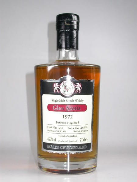 Glen Scotia 1972/2010 Bourbon Hogshead Malts of Scotland 45,7%vol. 0,7l