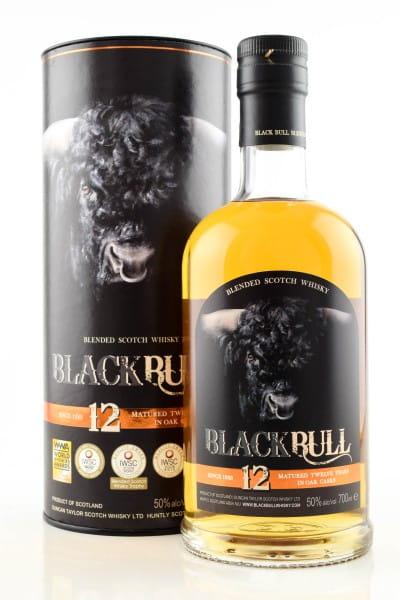 Black Bull 12 Jahre Duncan Taylor 50%vol. 0,7l