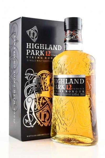 Highland Park 12 Jahre 40%vol. 0,7l