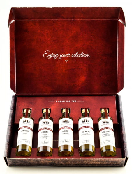Tasting Selection Ireland Whisky 5 x 0,04l