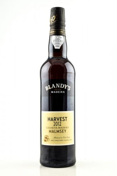 Blandy's Madeira Malmsey Colheita Harvest 2012/2019 19%vol. 0,5l
