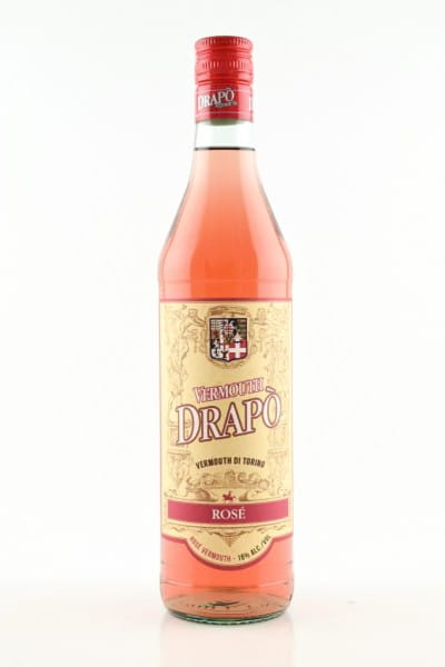 Drapò Vermouth Rosé 16%vol. 0,75l