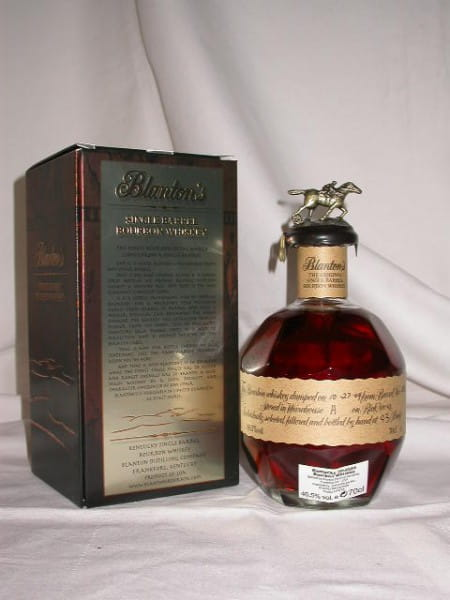 Blanton's Original 46,5%vol. Sample 0,1l