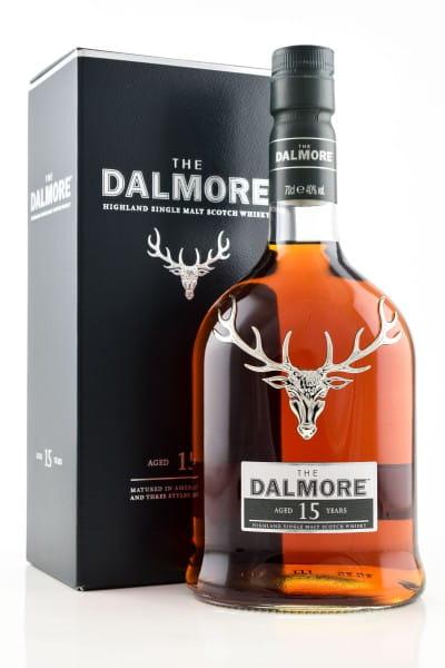 Dalmore 15 Jahre 40%vol. 0,7l