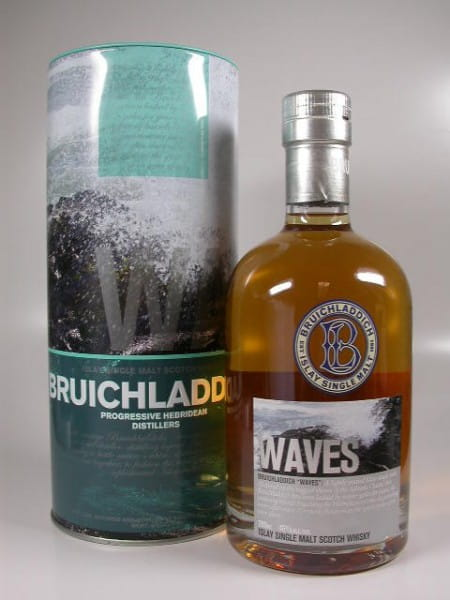 Bruichladdich WAVES 46%vol. Sample 0,1l