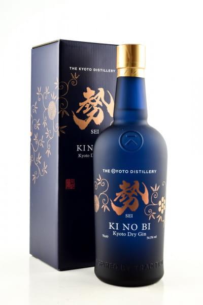 KI NO BI SEI Kyoto Dry Gin 54,5%vol. 0,7l