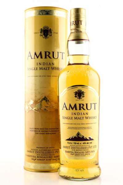 Amrut 46%vol. 0,7l
