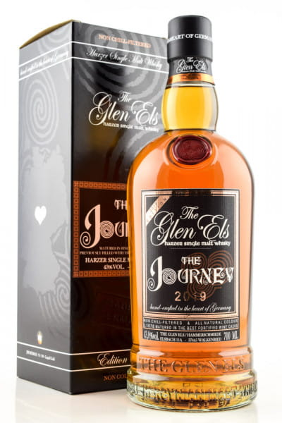 Glen Els The Journey Edition 2019 43%vol. 0,7l