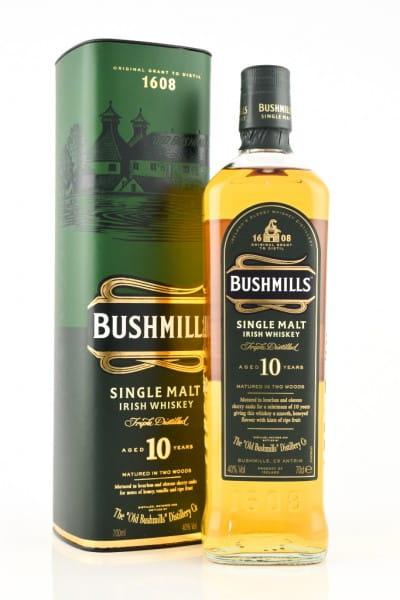 Bushmills 10 Jahre 40%vol. 0,7l