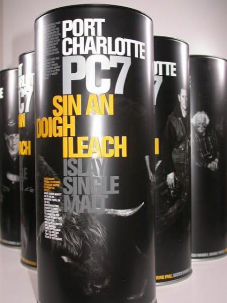 "Port Charlotte PC7 ""Sin an doigh Ileach"" 6er-Set 61%vol. 6x 0,7l"