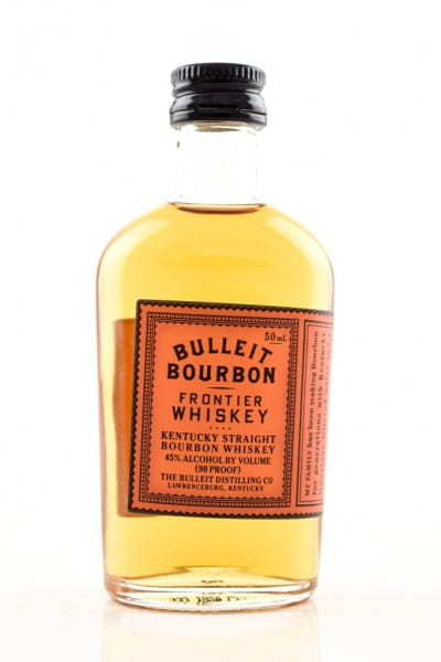 Bulleit Bourbon Kentucky Straight Bourbon 45%vol. 0,05l