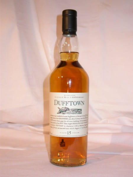 Dufftown 15 Jahre Flora & Fauna 43%vol. 0,7l